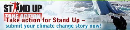 Stand Up against Climate Change
