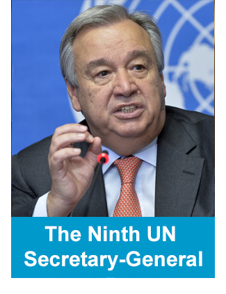 The Ninth UN Secretary-General